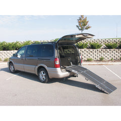 PVI Ramps: PVI Rear Door Van Ramp - VAN727