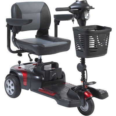 Drive Medical: Phoenix 3 Wheel Heavy Duty Scooter-Drive-Scooters 'N Chairs