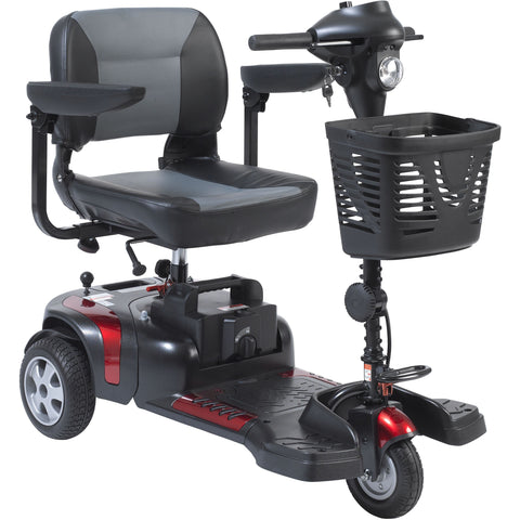Drive Medical: Phoenix 3 Wheel Heavy Duty Scooter - Mobility Scooters Store