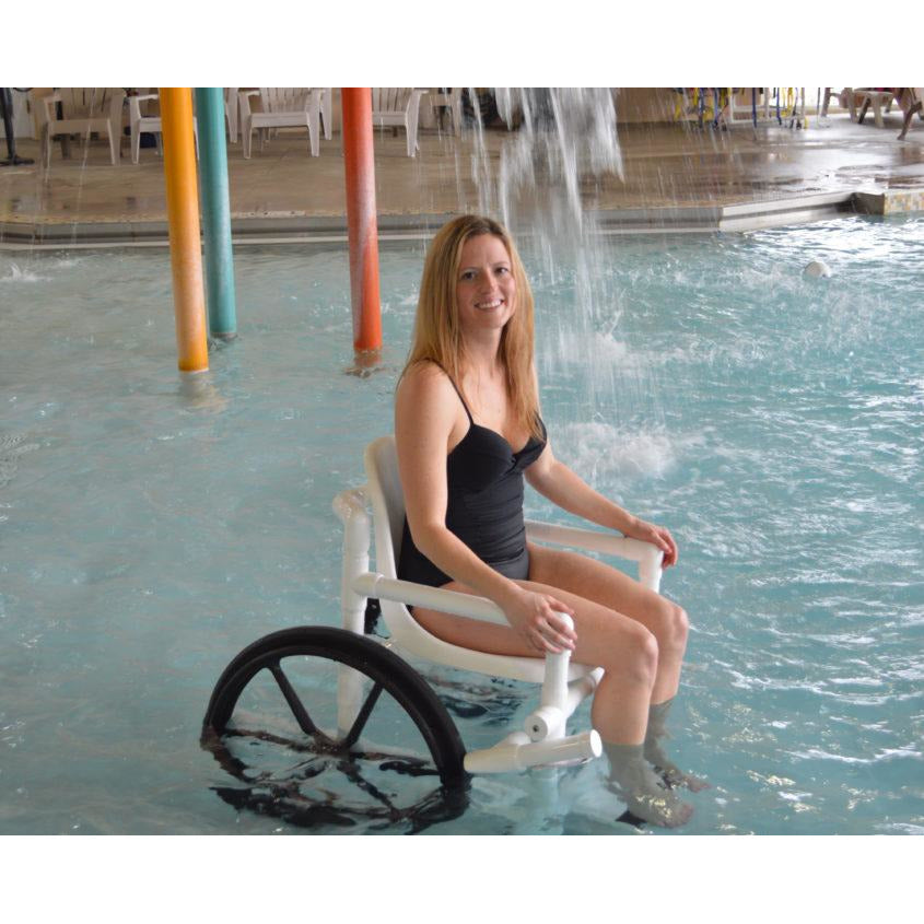 Aqua Creek: Pool Access Wheelchair