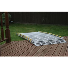 Roll-A-Ramp: Portable Ramps