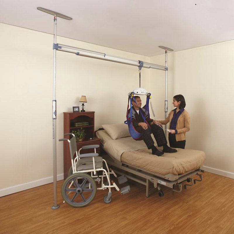 Handicare: Pressure Fit Ceiling Track (4 Post) - 341510