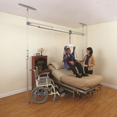 Handicare: Pressure Fit Ceiling Track (1 Post Wall Mount) - 341525