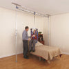 Handicare: Pressure Fit Ceiling TrackHandicare: Pressure Fit Ceiling Track (1 Post Wall Mount) - 341525