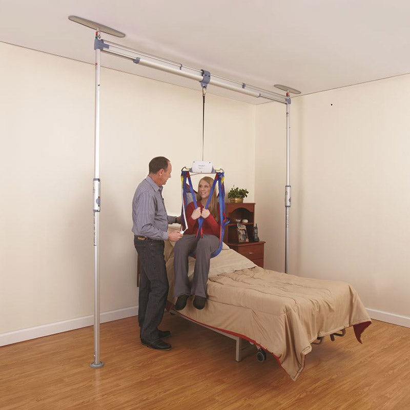 Handicare: Pressure Fit Ceiling Track (2 Post) - 341500