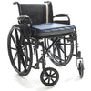 Image of Proactive Medical: Protekt® Seat Relief - 80120 - Adjust With Wheel Chair