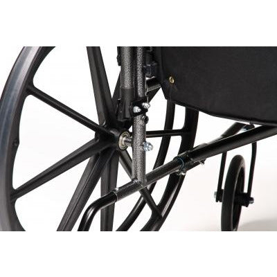 Graham Field: Everest & Jennings Traveler L4 Manual Wheelchair - 3F020120-030320