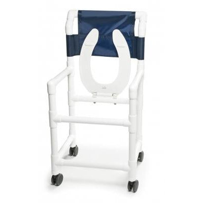 "Graham Field: Lumex 22"" PVC Shower Chair- 89220"