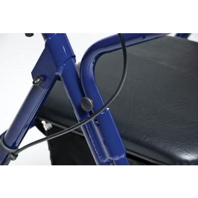 Graham Field: Lumex Walkabout Basic Four-Wheel Rollator -  RJ4900R