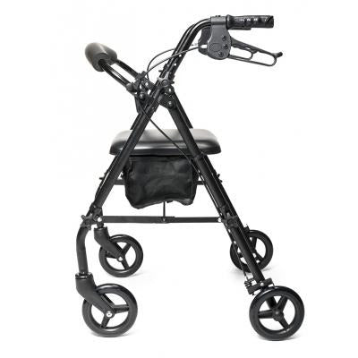 Graham Field: Lumex WALKABOUT STEEL KD 4 WHEEL ROLLATO - RJ5500R