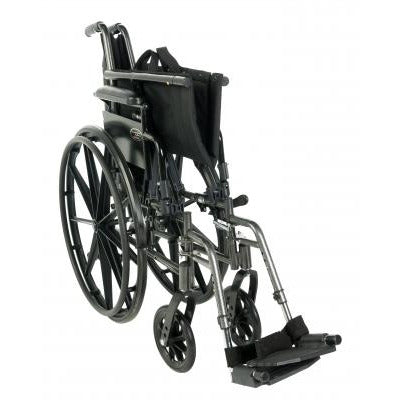 Graham Field: Everest & Jennings Traveler® L3 Plus Manual Wheelchair - 3F012120-330