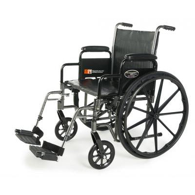 Graham Field: Everest & Jennings  Traveler® SE Plus Manual Wheelchair - 3E050120-350
