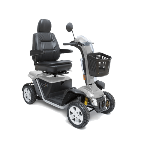Pride Pursuit XL 4-Wheel Scooter-Pride Mobility-Scooters 'N Chairs