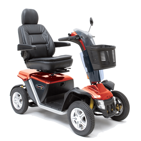 Pride Pursuit XL 4-Wheel Scooter - Mobility Scooters Store