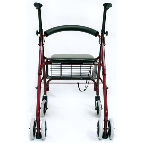 Karman Healthcare: Walker Rollator - R-4200 back side
