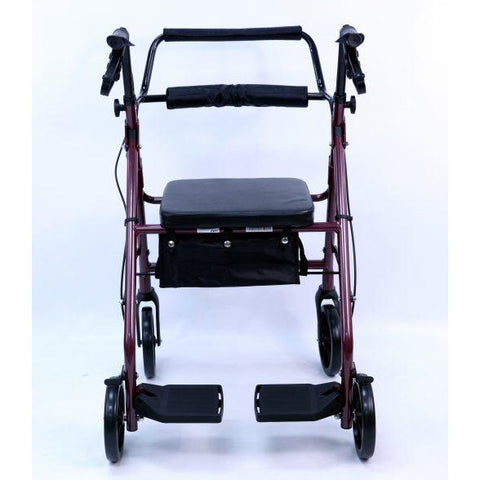 Karman Healthcare: Walker Rollator - R-4602-T front view