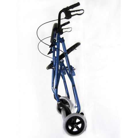 Karman Healthcare: Walker Rollator - R-4608 folded
