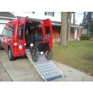 Roll-A-Ramp: Van Ramps - MF-26