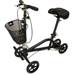 Compass Health: Roscoe Gemini Seated Scooter (Black Powder Coat) - 30188
