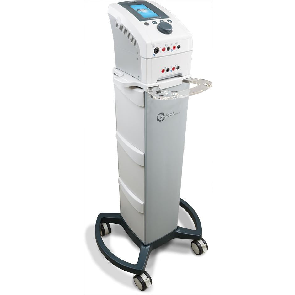 Compass Health: InTENSity™ EX4 Clinical Electrotherapy System with Therapy Cart - DQ7001