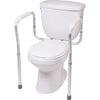 Compass Health: ProBasics Toilet Safety Frame 2/CS - PB416 - Actual Picture