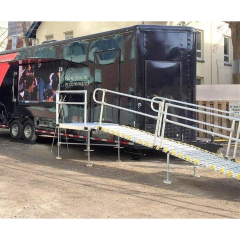 Roll-A-Ramp: RV Ramps / Trailer Ramps - Actual Image