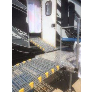Roll-A-Ramp: RV Ramps / Trailer Ramps - Class-A Motor Coach System