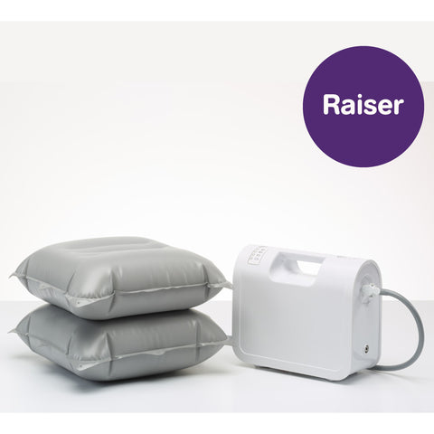 Mangar Health: Raiser Lifting Cushion - MPCA200500 - Front View