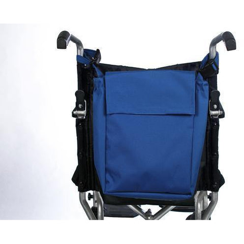 Granny Jo Products: Wheelchair Backpack - Blue Color