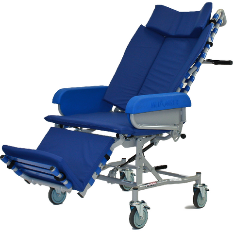 Med-Mizer: FlexTilt Tilt-in-Space Chair - FLEXTILT - Recline View
