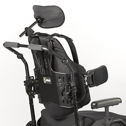 Ride Designs: Java Back for Wheelchairs - Push Handle