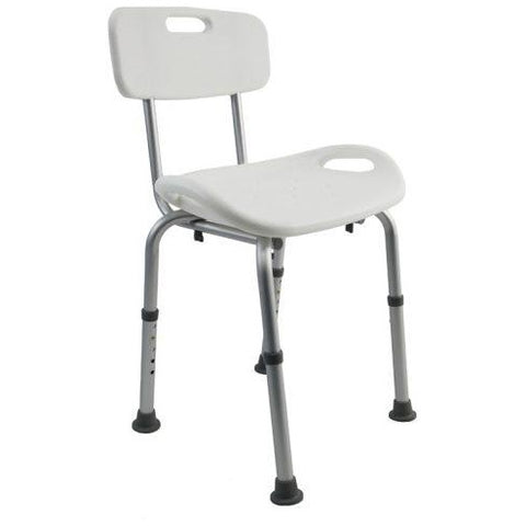 Karman Healthcare: Shower Chair with Back - SC-555