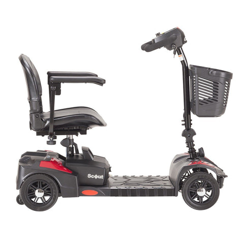 Drive Medical: Spitfire Scout 4 - Mobility Scooters Store