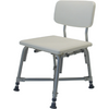Graham Field: Lumex Bariatric Bath Seat with Backrest - 7939A-1