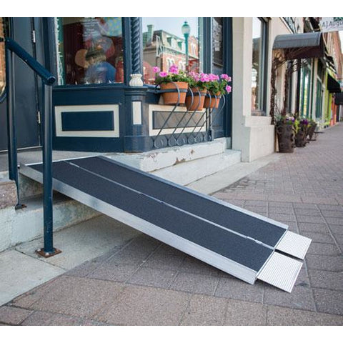EZ-Access: Suitcase Advantage Series Wheelchair Ramp