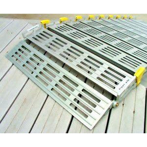 Roll-A-Ramp: Heavy Duty Approach Plates - 3226