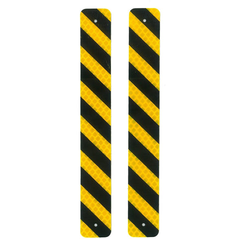 See and Be Safe: Wheelchair Ramp Reflector Strips - 20232