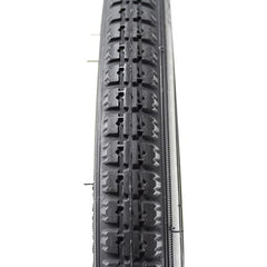 New Solutions: 24X1 3/8 Street Tire (37-540) Black (Primo Orion) - T044B - Grip View