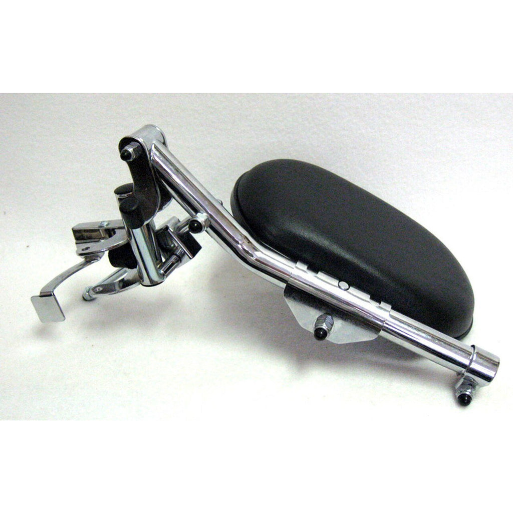 New Solutions: Invacare Swing-Away Stump Support Hemi Type - Right - TB452R