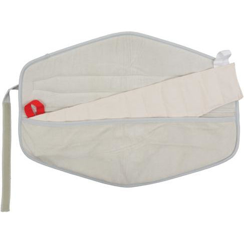 "Compass Health: TheraMED Professional Cervical Foam-Filled Terry Cover (9"" x 26"") - HPC0926-FF"