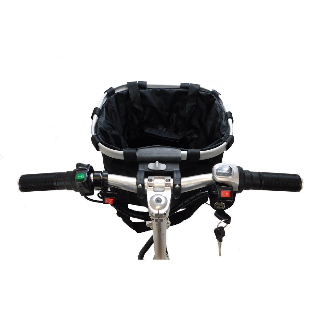 Enhance Mobility: Foldable Basket for Scooters - S-FB16-1 - Tour & Sport Basket