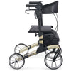 Image of Comodita: Tipo Petite Walker Rollator - COM 910 Beige Side View