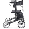 Image of Comodita: Tipo Petite Walker Rollator - COM 910 Black Side View