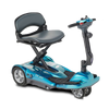 Image of EV Rider: Transport AF+ Automatic Folding Mobility Scooter - S19AF Blue
