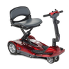 Image of EV Rider: Transport AF+ Automatic Folding Mobility Scooter - S19AF Ref Side View