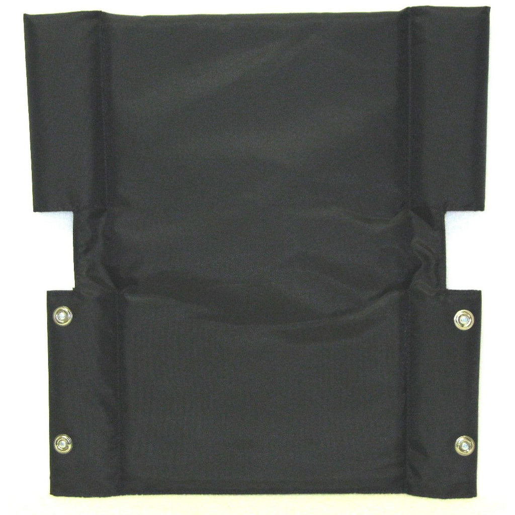 New Solutions: Economy Nylon Upholstery Half Slip-On Backs - UB2379