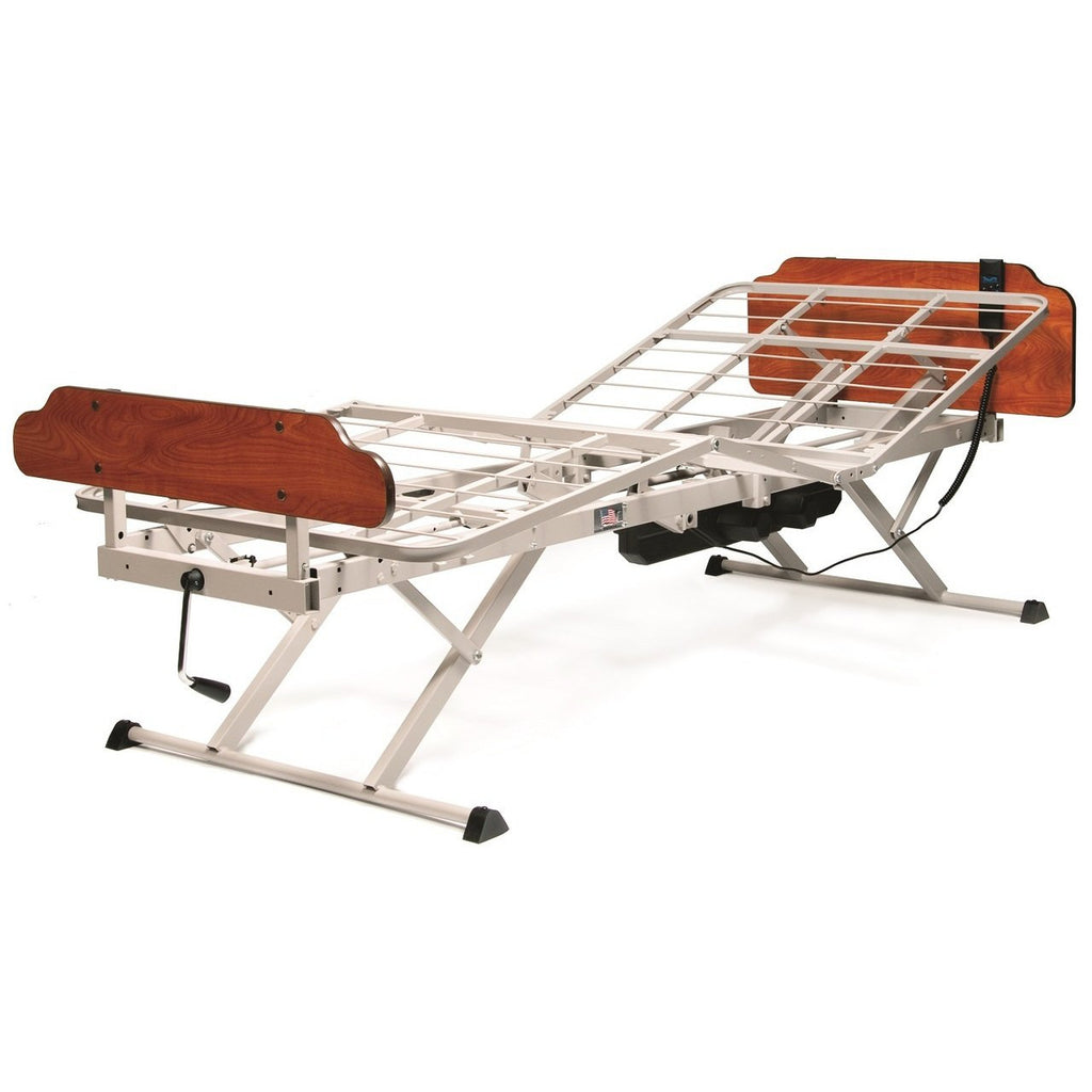Graham-Field: Patriot LX Semi-Electric Homecare Bed