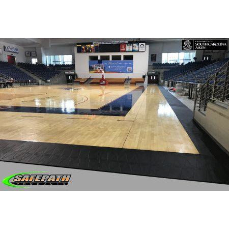 SAFEPATH Products: CourtEdge Reducer Ramps - Bowling Court View