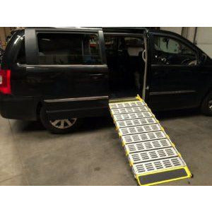 Roll-A-Ramp: Van Ramps - non-powered Roll-A-Ramp