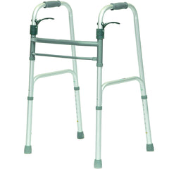 Compass Health: ProBasics Sure Lever Release Folding Walker, (Junior) - WKAJNSL